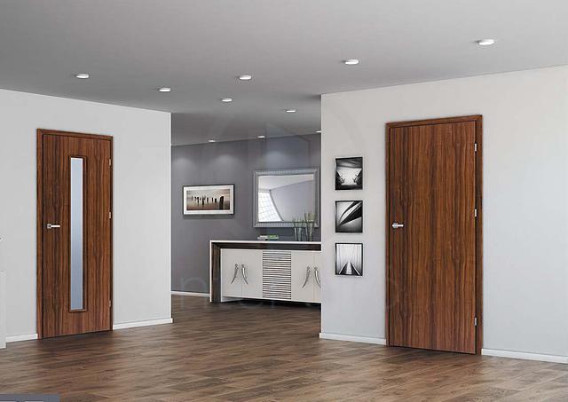 STA laminált beltéri ajtók