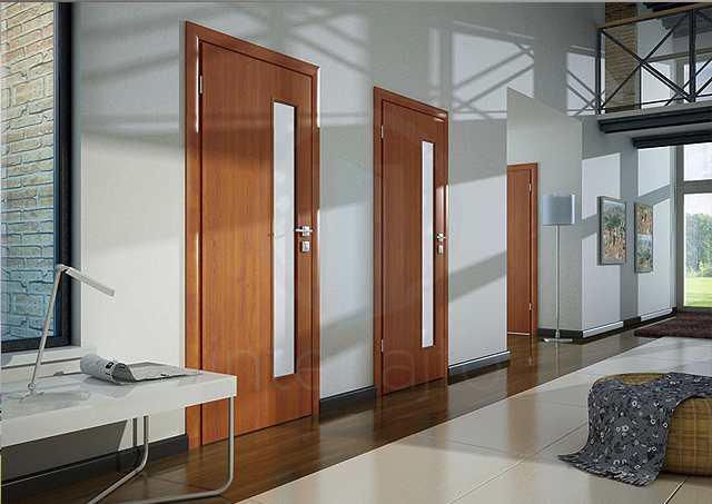 DEC laminált beltéri ajtók