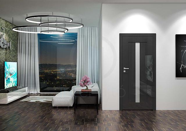 ILI akril beltéri ajtók