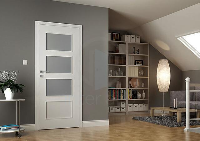 MOD laminált beltéri ajtók