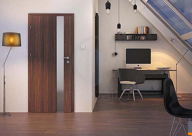 VET D laminált beltéri ajtók
