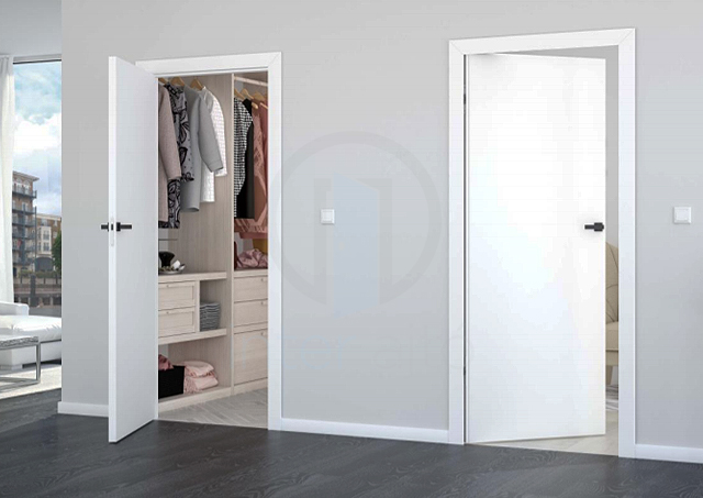 Tokba nyíló beltéri ajtók